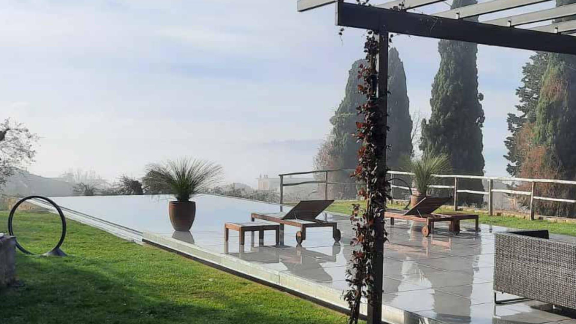 Copertura piscina 4 stagioni | Favaretti Group
