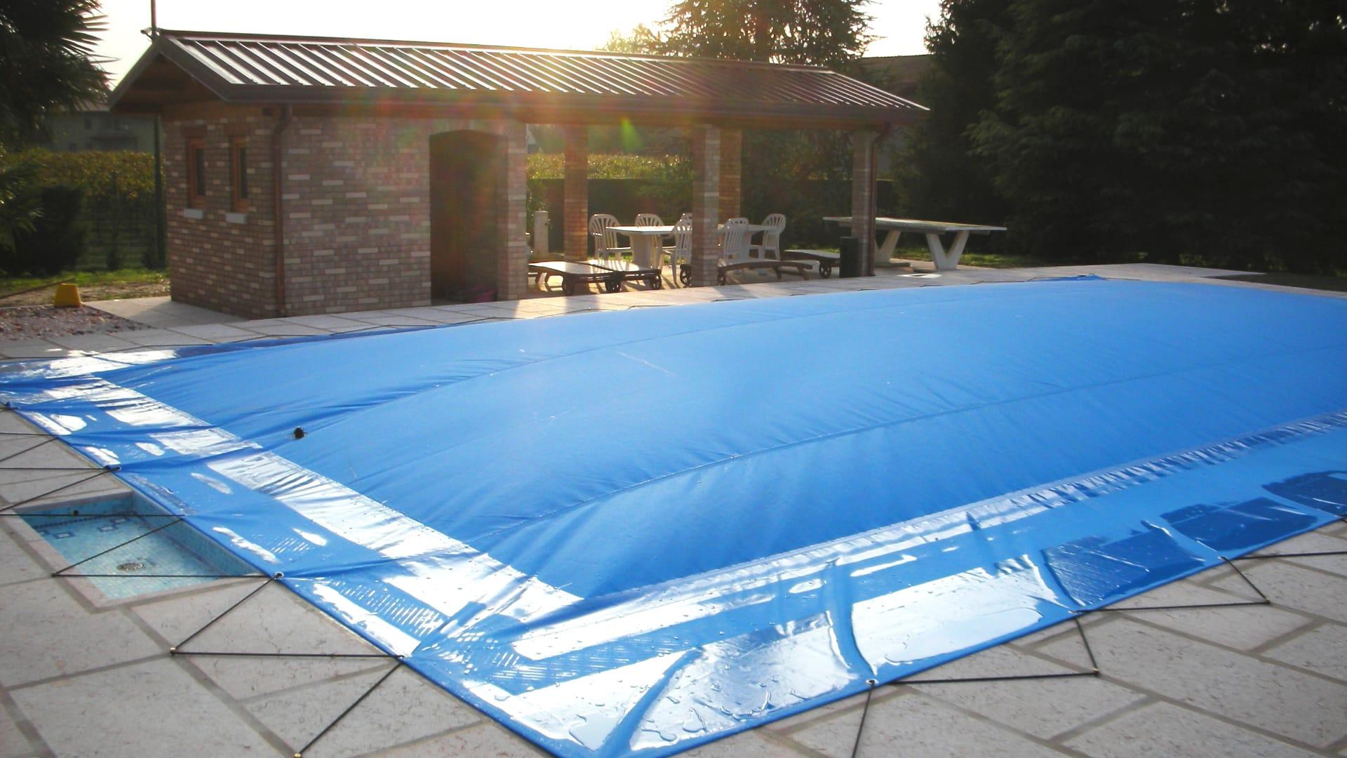 Coperture piscina invernali e di sicurezza | Favaretti Group