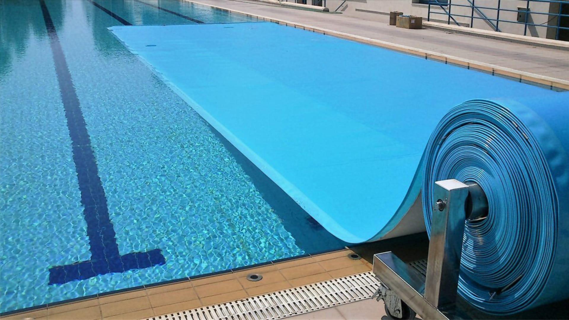 Rulli avvolgitori piscine grandi dimensioni | Favaretti Group