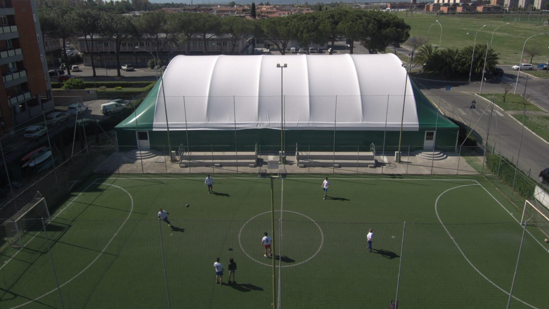 Tensostrutture per lo sport e impianti sportivi | Favaretti Group