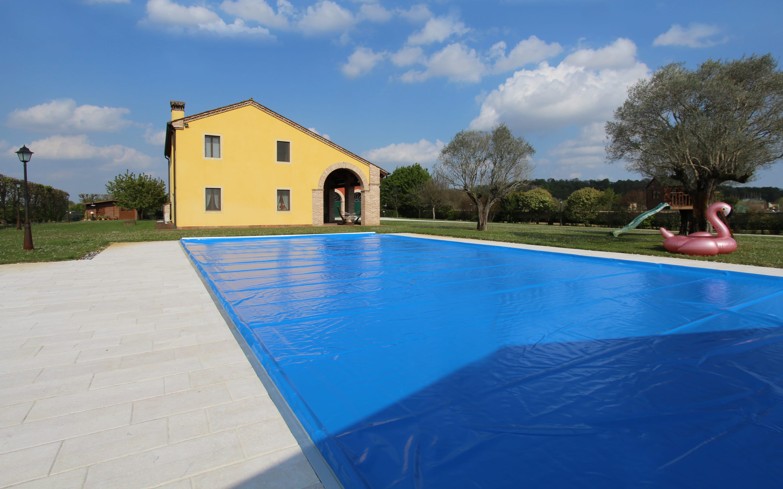 Cover COVERALL - Coperture piscina calpestatile PVC | Favaretti Group