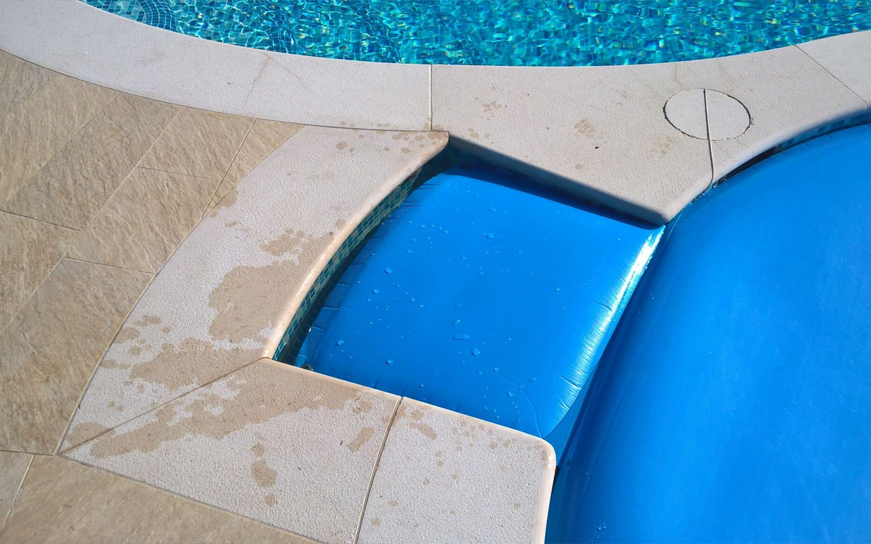 Cover Copertura a schiuma per piscina interrata   Favaretti Group
