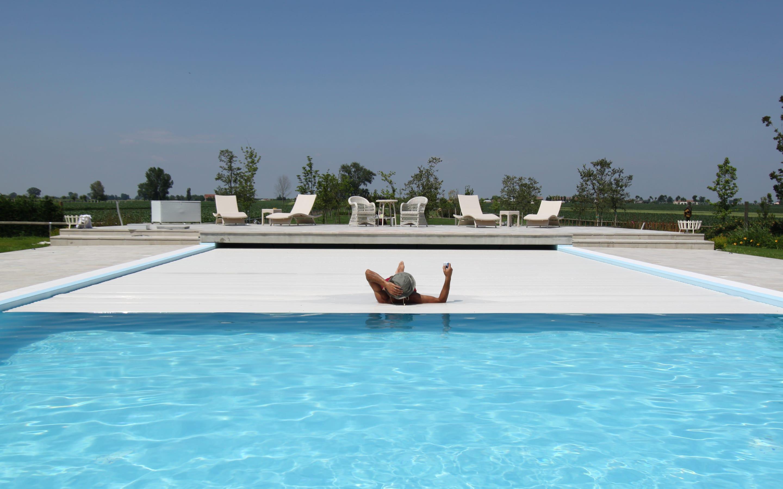 Cover copertura piscina a tapparella automatica | Favaretti Group