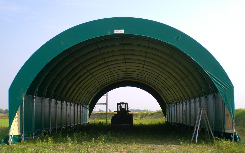 Cover tunnel agricoli - tensostrutture per agricoltura | Favaretti Group