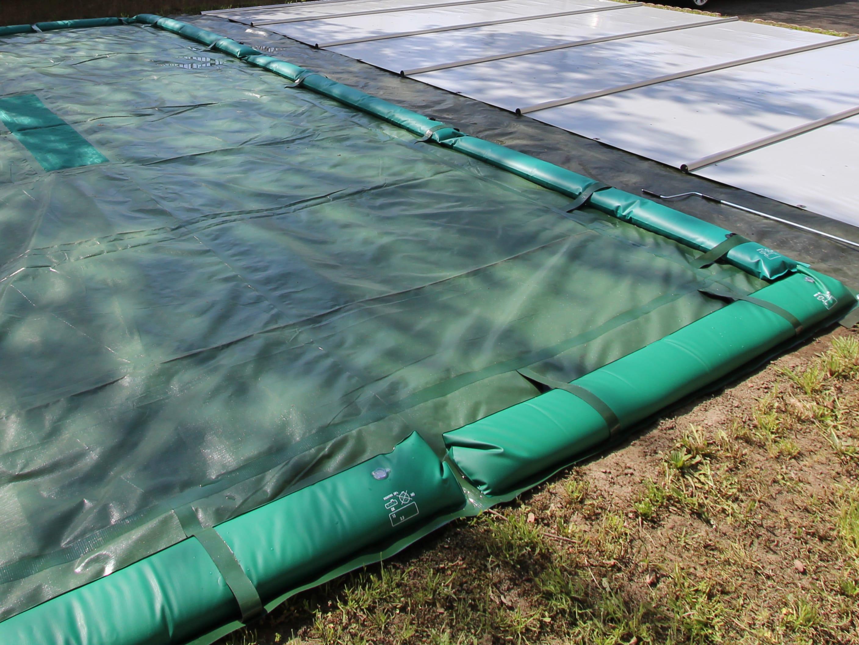 Coperture invernali - telo impermeabile per piscina | Favaretti Group