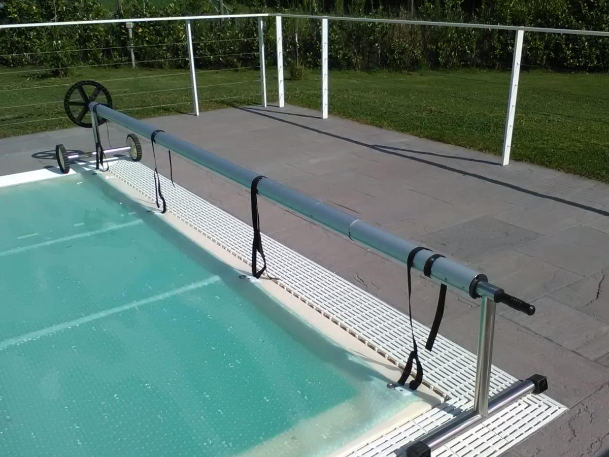 SERIE ROLL - Rullo avvolgitore per piscina | Favaretti Group