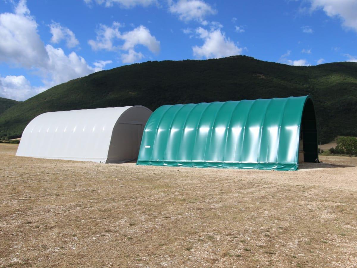 Tunnel agricoli - tensostrutture per agricoltura | Favaretti Group